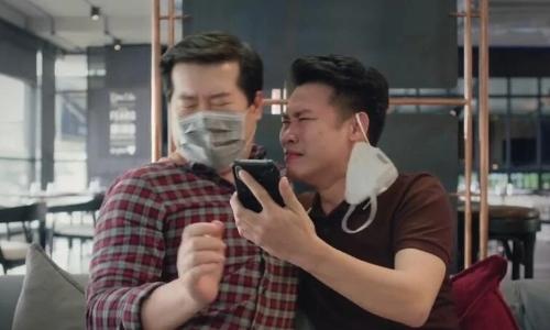 疫情期间的泰国广告,依然魔性脑洞很提神