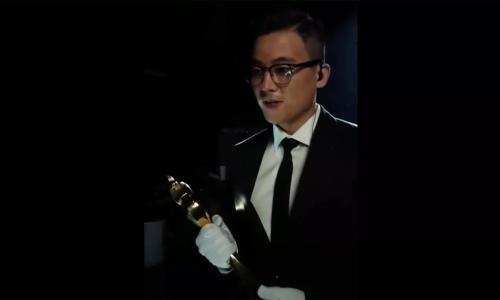 金鸡奖首支手机宣传片来了  