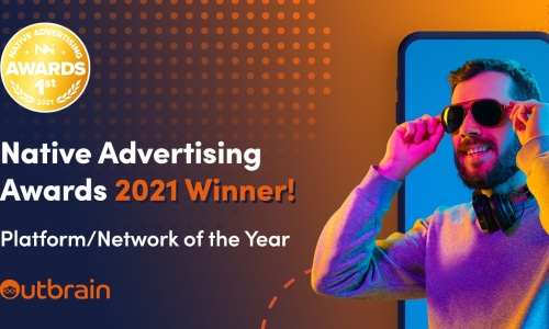 Outbrain斩获Native Advertising Institute 2021年度最佳原生广告平台大奖